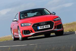 We Know Now How Much The Audi RS5 Coupe Will Cost In The US