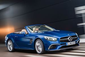 Mercedes-Benz SL Won't Be Dropped Despite Disappointing Sales