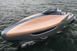 Lexus Builds Yacht To Show Off How Fancy It Is