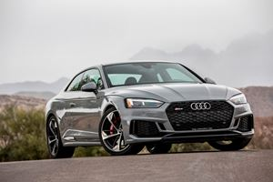 2018 Audi RS5 First Look Review: Is It Still A Sports Coupe?