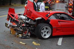 Ferrari F40 Owner Sues Insurer For Not Covering $1 Million Repair Cost