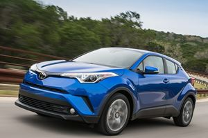 Why Is The Toyota CH-R Struggling To Sell In The US?