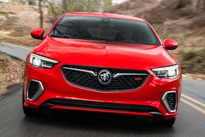 Rebadging Done Right: 2018 Buick Regal