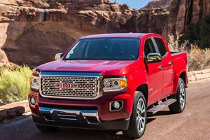 Rebadging Done Right: 2018 GMC Canyon