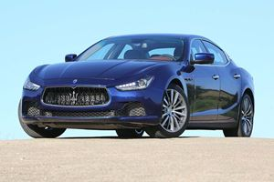 5 Improvements That Would Make The Maserati Ghibli A Better Sport Sedan