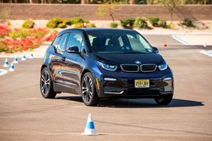 2019 BMW i3s Test Drive Review: Driving The Sporty EV On An Autocross