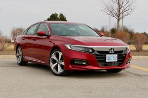 2018 Honda Accord Test Drive Review: Rising To Reputation