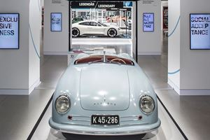 Here's How Porsche Is Celebrating 70 Years Of Sports Cars In Berlin