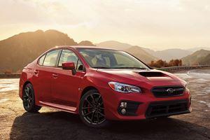 Affordable And Comfortable Fun: 2018 Subaru WRX