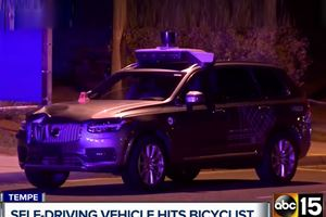 Uber May Not Be At Fault For Fatal Autonomous Car Crash