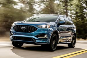 2019 Ford Edge ST First Look: SUV Performance Has A New Name