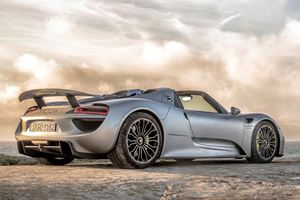 Porsche Says These Are Its 5 Fastest Accelerating Models