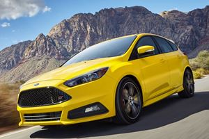 Affordable And Comfortable Fun: 2018 Ford Focus ST