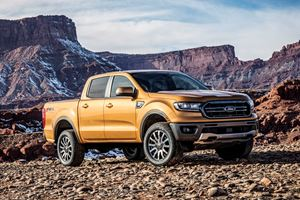 2019 Ford Ranger First Look Review: The Return Of An American Workhorse