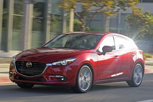 Affordable And Comfortable Fun: 2018 Mazda3
