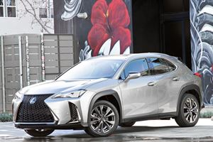 2019 Lexus UX Crossover Will Offer Subscription Option