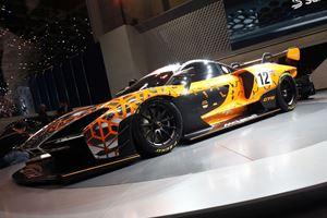 McLaren Senna GTR Is Already Sold Out