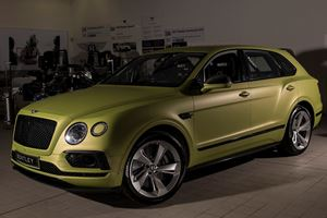 Bentley Bentayga Aims To Be The Fastest SUV On A Very Famous Road