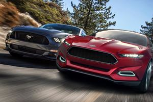 From Concept To Production: 2015 Ford Mustang