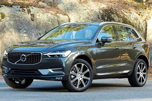 2018 Volvo XC60 Wins World Car Of The Year