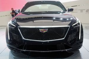 Get A Closer Look At The New Cadillac CT6 V-Sport