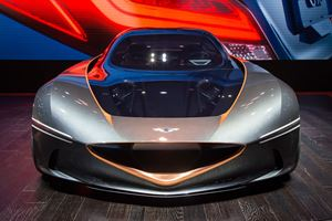 Genesis Essentia Supercar Could Reach Production By 2022