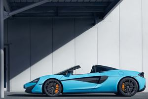 McLaren 570S Spider Transformed Into Track Rat