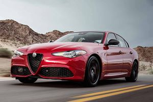 Alfa Romeo Giulia And Stelvio Get The Blacked-Out Special Edition Treatment