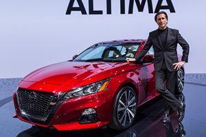 Nissan Altima Could Morph Into Hatchback, Hints Design Boss