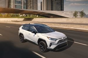 Could New 2019 Toyota RAV4 Get Three Row And EV Variants?