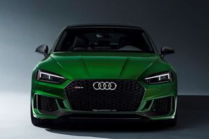 2019 Audi RS 5 Sportback Makes Extra Downforce With This Neat Trick