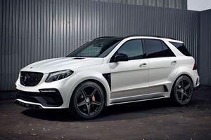 Mercedes Laughs At Idea Of Black Series SUV