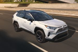 2019 Toyota RAV4 First Look Review: Appealing To The Masses