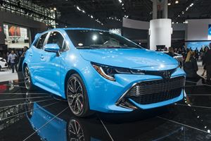 Why Toyota Built A Manual Just For The Corolla Hatch