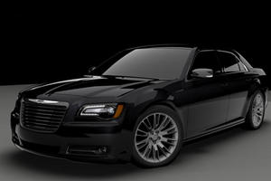 Chrysler and John Varvatos Create One-off 300S for Charity