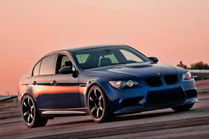 BMW E90 M3 Project by Vorsteiner and Vivid Racing