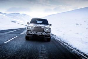 Rolls-Royce Plans To Broadcast Cullinan Development On The Internet