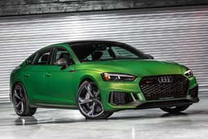 The Audi RS5 Makes Too Much Torque...