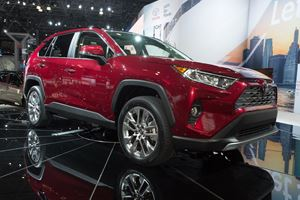 10 Things You Don't Know About the 2019 Toyota RAV4
