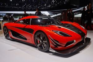 Koenigsegg Agera RS Production Has Come To An End