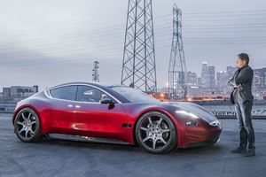 Fisker Trying To Build $40,000 Electric Vehicle