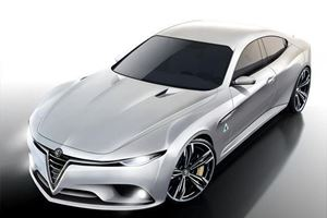 Alfa Romeo Developing Ultimate Giulia-Based Coupe With F1 Tech