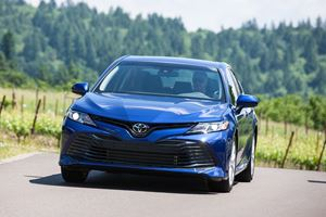 Toyota Issues Recall For 2018 Camry, Highlander And More