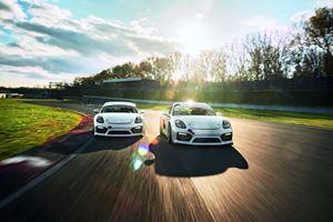 Porsche Plans To Run A Bunch Of Caymans Up Pikes Peak