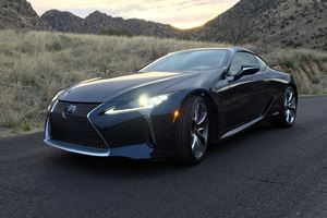 2018 Lexus LC500h Test Drive Review: Should Aston Martin Be Worried?