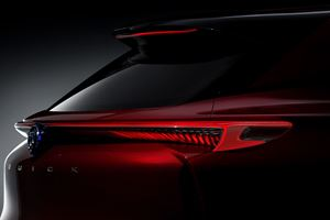 Buick Enspire Electric SUV Concept To Debut In Beijing