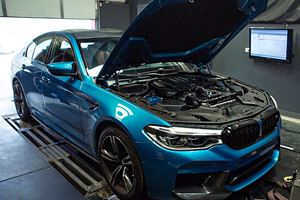 The New BMW M5 Is Much More Powerful Than BMW Claims