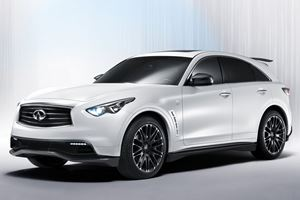5 Things We'd Do To Improve The Infiniti Brand
