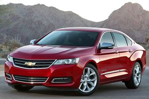 Disappearing Family Sedans: 2018 Chevrolet Impala