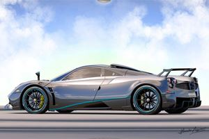The Final Pagani Huayra Coupe Will Be Called 'Il Ultimo'